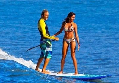 Agenzia/operatore Turistico Asd Stand Up Paddle Catania